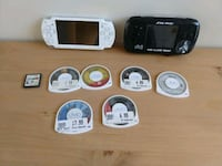 PSP's 2 +games Stafford, 22554