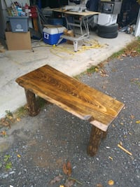 Live edge bench/coffee table Odessa, K0H 2H0