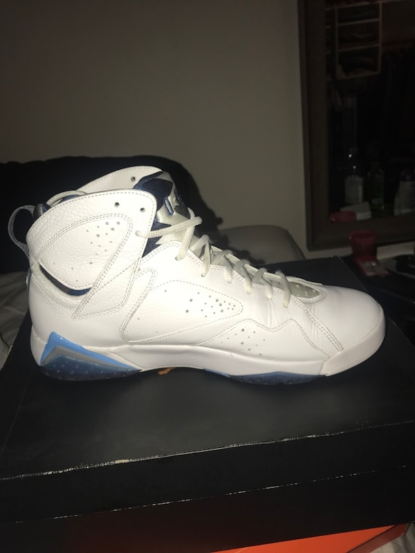 46b370300e5d1a Used Air Jordan 7 retro French Blues SIZE 12 for sale in San Jose - letgo