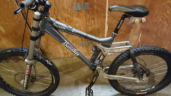 Used Downhill Mountain Bike For Sale In Mccall Letgo