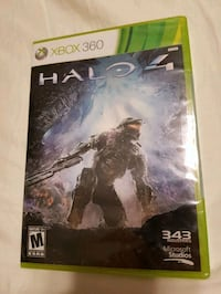 NEW SEALED HALO 4 FOR XBOX 360  Barrie, L4N