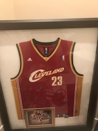 Signed by Lebrun and Cavaliers ! Thousand Oaks, 91362