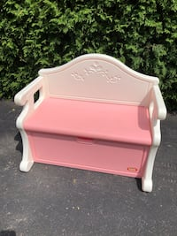 Little Tikes Victorian Bench Lincoln, L0R