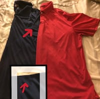 XL Men's Polo Tshirt made by Chaps 78 Golf Stay-dry brand...100% polyester...vguc* North Vancouver, V7M 1C6