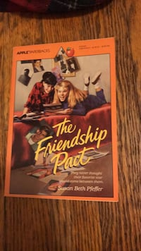 The friendship pact Fort Washington, 20744