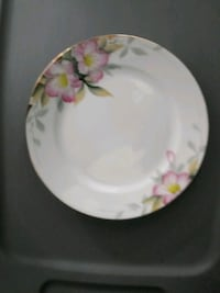 Hand painted dishes Palm Coast
