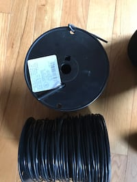 Two 500' #10 agw THHN solid spools of copper wire Woodbridge, 22193