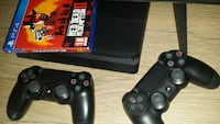 Ps4+ 2kol+Red dead 2 ve 3 oyun Hamidiye, 81030