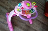 baby's pink and purple activity table Kitchener, N2A