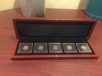 Australian remembrance coins collection Calgary, T2W 3R4