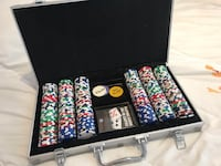 Poker set  Richmond Hill, L4S 1R1