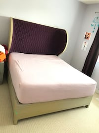 Queen size Custom Princess Bed