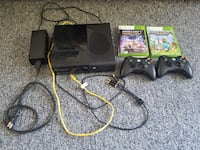 Xbox 360 w/ games Lake Forest, 92630