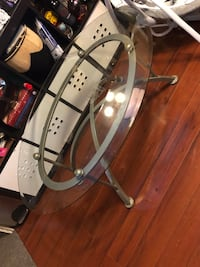 Glass coffee table Burnaby, V3N 1B1