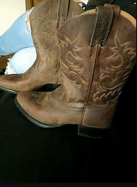 Ariat Children's Cowboy Boots - Only Worn Once Stayton