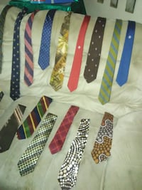 Collection of 30 vintage neckties Westminster, 21157