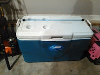 white and blue chest cooler Murfreesboro, 37127