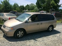 2000 Honda odyssey 200k Hwy Miles Runs and Drives! Temple Hills