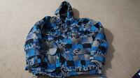 Quiksilver men's jacket – size large – never worn. Welcome to try on first Ottawa