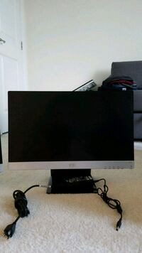 HP 22vc LCD Monitor Aldie, 20105