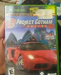 Xbox 360 Need for Speed Rivals game case Callaway, 68825