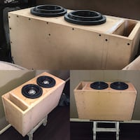 "8"" DB Drive Subwoofers"