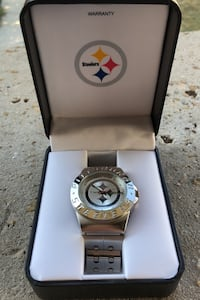 Pittsburg Steelers Watch Halethorpe, 21227