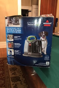 Bissell Spot Clean Portable Carpet Cleaner
