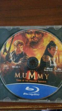 mummy tomb of the dragon emperor  bluray Baltimore, 21205