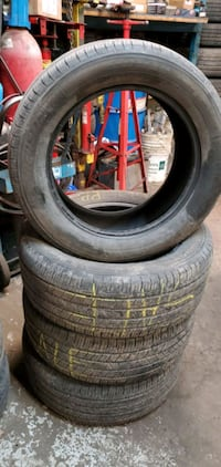 Michelin Summer tires 235/55R17