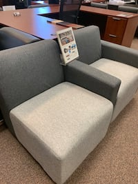 Fuse Reception Seating