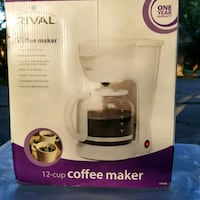 Coffee Maker  Brandon, 39047