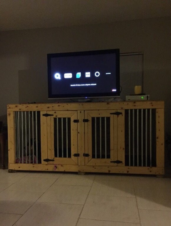 Used Custom Made Dog Kennel Furniture For Sale In Lakeland Letgo