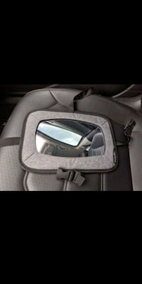 Car mirror for back seat
