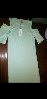 Brand New sz L Maternity dress with tag