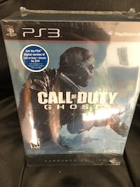Sony PS3 Call of Duty Black Ops case North Vancouver, V7P 1T4