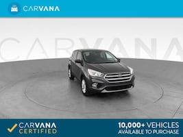 2017 Ford Escape suv SE Sport Utility 4D Gray