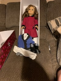 American Girl Doll original Rebecca and a huge amount of accessories Hanover, 17331