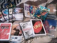 Trading Cards, Dragonball, Magic, various loose