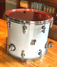 Sonor SQ2 Drums. One of a kind. Beech Toms/Kick, Maple Snare Drums Nashville, 37138