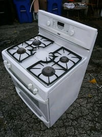 Gas stove  Cleveland, 44120