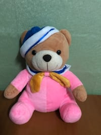 brown and purple bear plush toy Toa Payoh, 311196