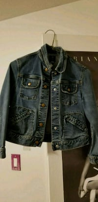 Youth girls Jean jacket size 8-10 Surrey, V3S