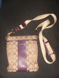 Authentic Coach purse Council Bluffs, 51501