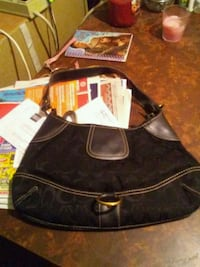 black and brown leather hobo bag Phoenix, 85015
