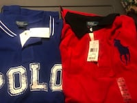 Ralph Lauren boys 14-16 nwt LAUREL