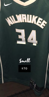 Milwaukee Basketball Jersey
