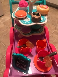 tea party cart Gwynn Oak, 21207