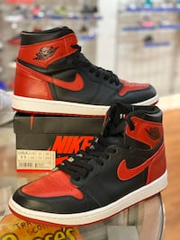 Bred 1s size 11 Silver Spring, 20902