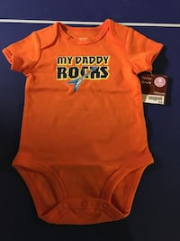 9 month bodysuit brand new with tags  Calgary, T3K 4C8